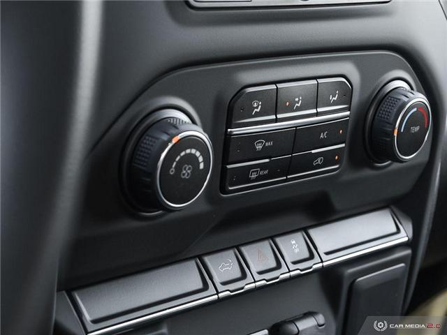 2019 Chevrolet Silverado 1500 Silverado Custom (Stk: 145738) in London - Image 20 of 28
