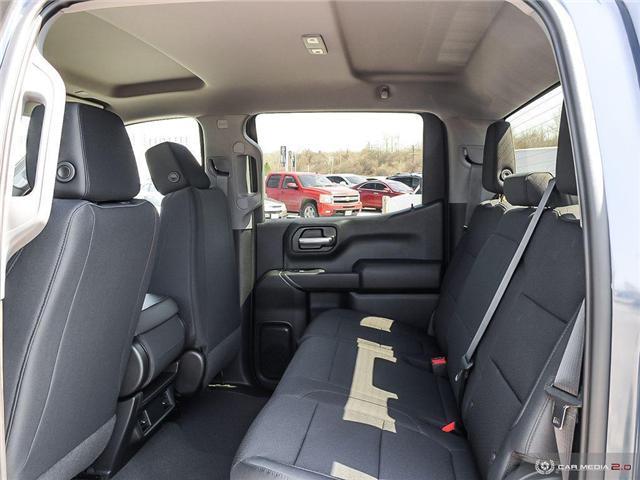 2019 Chevrolet Silverado 1500 Silverado Custom (Stk: 145738) in London - Image 26 of 28