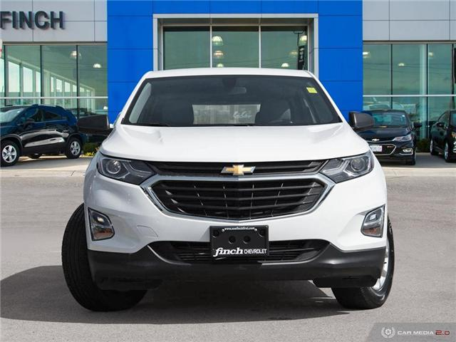 2018 Chevrolet Equinox LS LS|1 5T|FWD|TOUCH SCREEN|REARVIEW