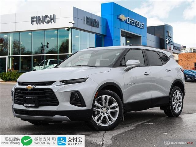 2019 Chevrolet Blazer 3.6 True North (Stk: 145123) in London - Image 1 of 28