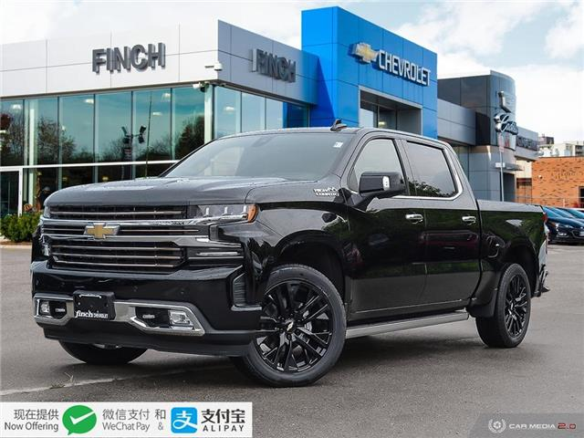 2019 Chevrolet Silverado 1500 High Country (Stk: 147293) in London - Image 1 of 28