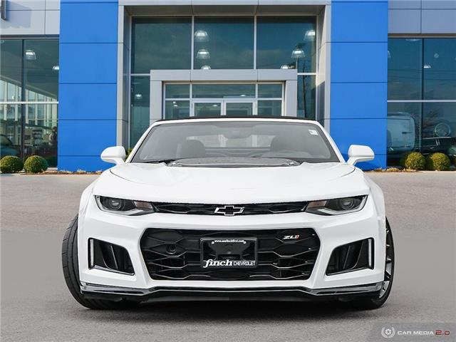 2020 Chevrolet Camaro ZL1 (Stk: 148209) in London - Image 2 of 30