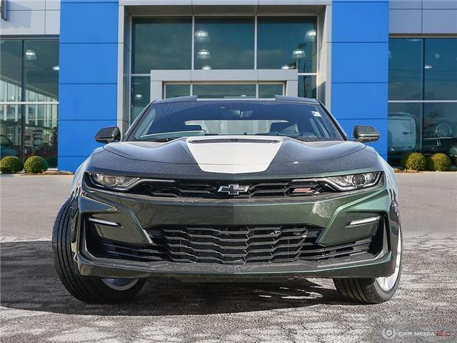 2020 Chevrolet Camaro 2SS (Stk: 149016) in London - Image 2 of 28