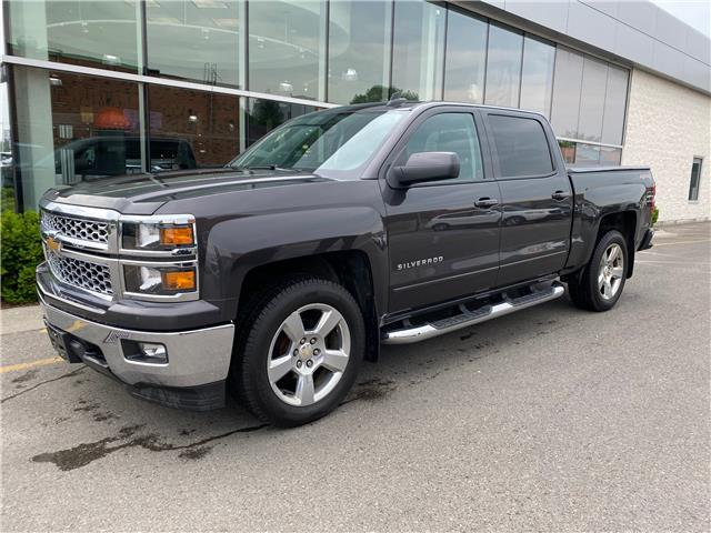 2015 Chevrolet Silverado 1500 1LT (Stk: 124493) in London - Image 1 of 1