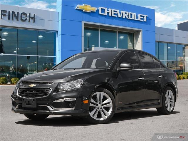 2016 Chevrolet Cruze Limited 2LT (Stk: 139722) in London - Image 1 of 28
