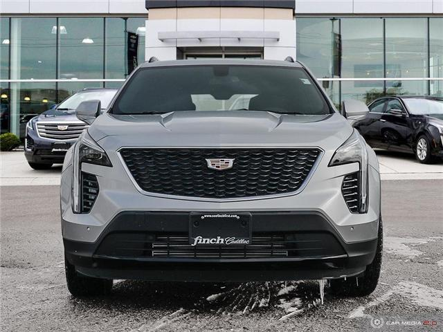 2019 Cadillac XT4 Sport (Stk: 145545) in London - Image 2 of 27