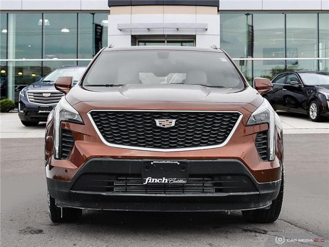 2019 Cadillac XT4 Sport (Stk: 145554) in London - Image 2 of 27