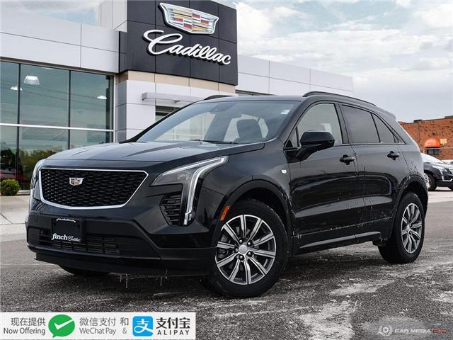 2019 Cadillac XT4 Sport (Stk: 145546) in London - Image 1 of 27