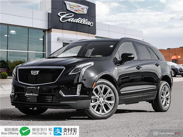 2020 Cadillac XT5 Sport (Stk: 148307) in London - Image 1 of 27