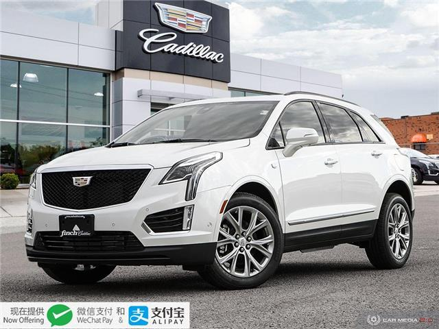 2020 Cadillac XT5 Sport (Stk: 148305) in London - Image 1 of 27