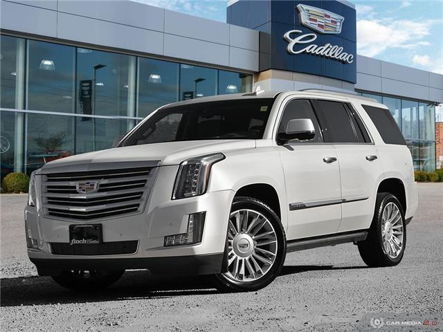 2015 Cadillac Escalade Platinum (Stk: 129582) in London - Image 1 of 27