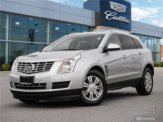 2016 Cadillac SRX Luxury Collection (Stk: 130642) in London - Image 1 of 27