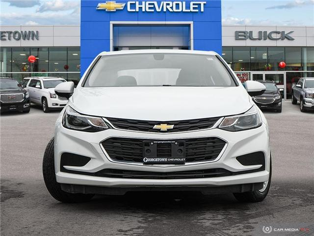 2018 Chevrolet Cruze LT Auto (Stk: 29735) in Georgetown - Image 2 of 27