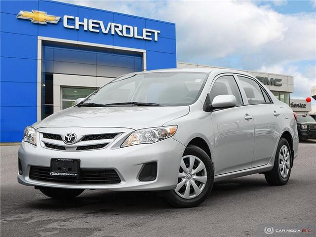 2013 Toyota Corolla LE (Stk: 29746) in Georgetown - Image 1 of 27