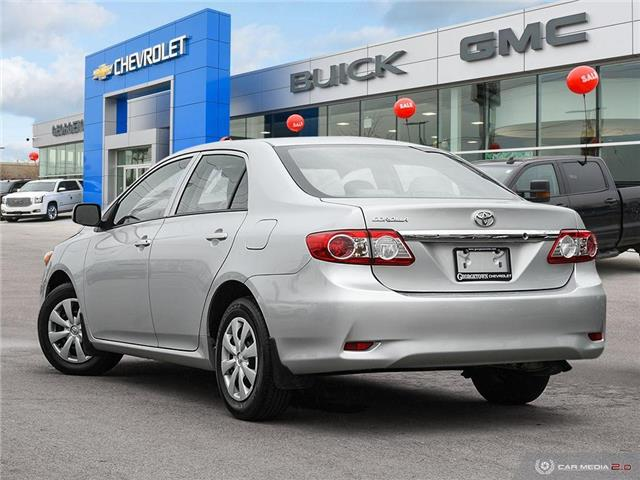 2013 Toyota Corolla LE (Stk: 29746) in Georgetown - Image 4 of 27