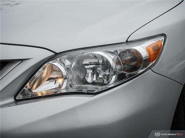2013 Toyota Corolla LE (Stk: 29746) in Georgetown - Image 10 of 27