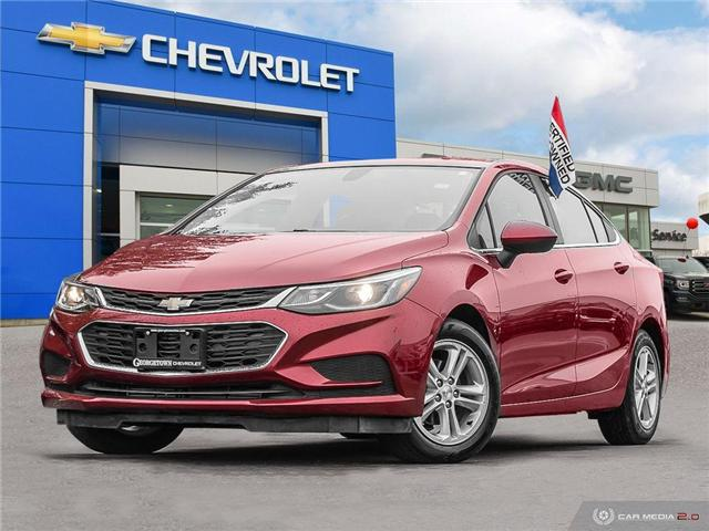 2018 Chevrolet Cruze LT Auto (Stk: 29833) in Georgetown - Image 1 of 27