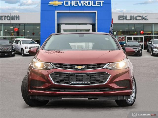 2018 Chevrolet Cruze LT Auto (Stk: 29833) in Georgetown - Image 2 of 27