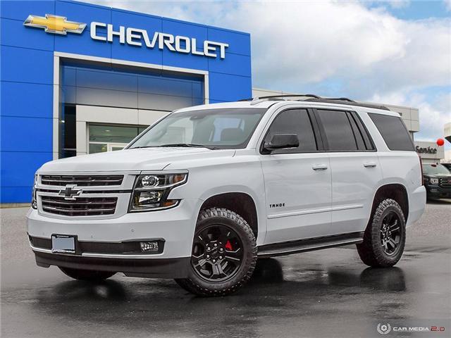 2019 Chevrolet Tahoe Premier (Stk: 27964) in Georgetown - Image 1 of 27
