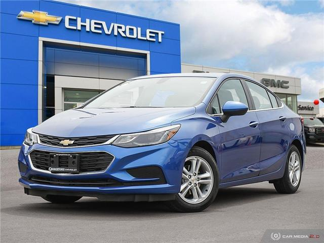 2018 Chevrolet Cruze LT Auto (Stk: 29783) in Georgetown - Image 1 of 20