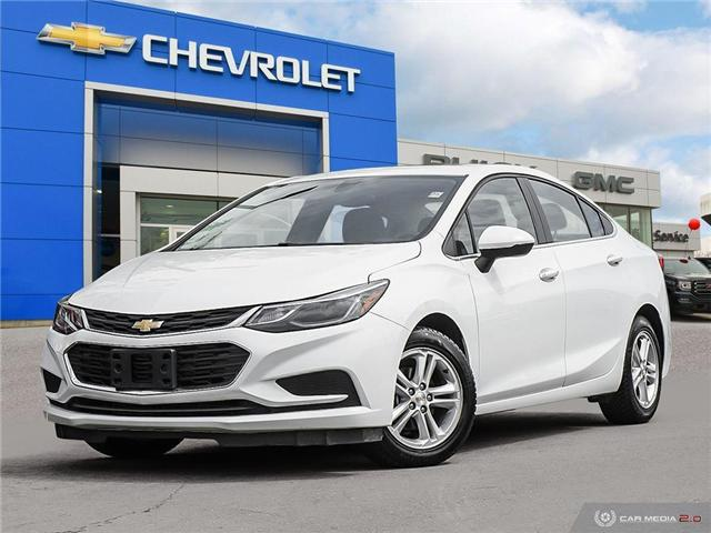 2018 Chevrolet Cruze LT Auto (Stk: 29748) in Georgetown - Image 1 of 27
