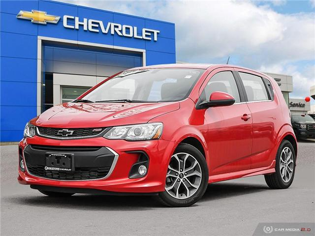 2018 Chevrolet Sonic LT Auto (Stk: 29821) in Georgetown - Image 1 of 27