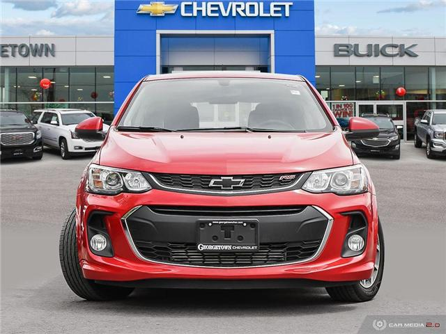 2018 Chevrolet Sonic LT Auto (Stk: 29821) in Georgetown - Image 2 of 27