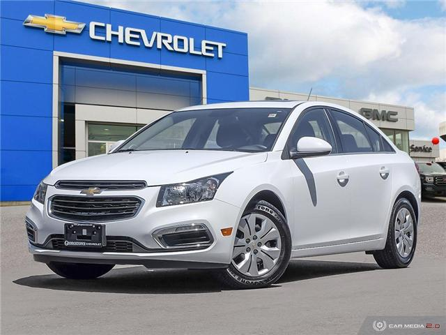 2015 Chevrolet Cruze 1LT (Stk: 29887) in Georgetown - Image 1 of 28