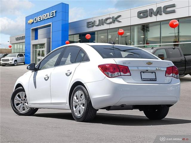 2015 Chevrolet Cruze 1LT (Stk: 29887) in Georgetown - Image 4 of 28