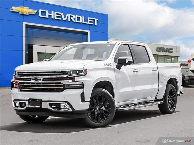 2019 Chevrolet Silverado 1500 High Country (Stk: 29372) in Georgetown - Image 1 of 27
