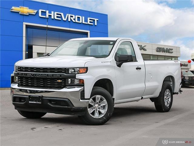 2019 Chevrolet Silverado 1500 Work Truck (Stk: 29728) in Georgetown - Image 1 of 27