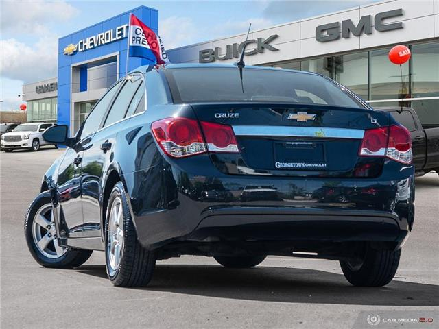 2012 Chevrolet Cruze LT Turbo (Stk: 29962) in Georgetown - Image 4 of 26
