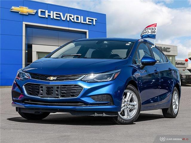 2018 Chevrolet Cruze LT Auto (Stk: 29882) in Georgetown - Image 1 of 27