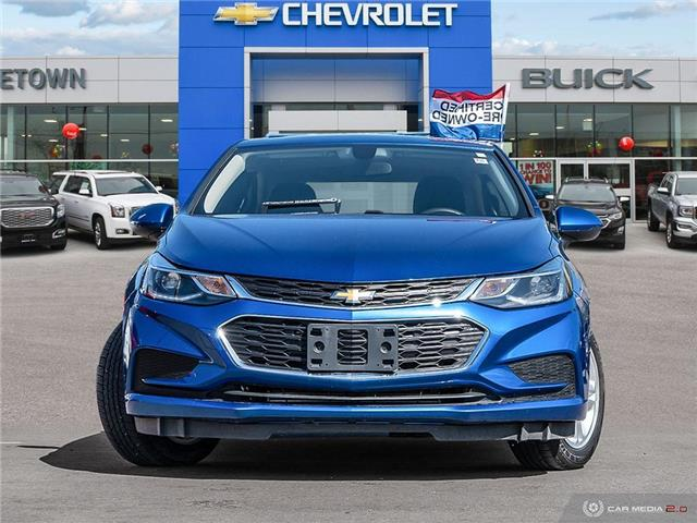 2018 Chevrolet Cruze LT Auto (Stk: 29882) in Georgetown - Image 2 of 27