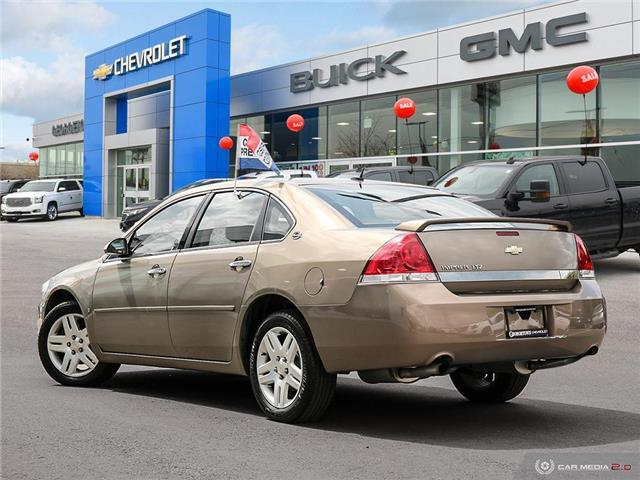2007 Chevrolet Impala LTZ (Stk: 30286) in Georgetown - Image 4 of 27