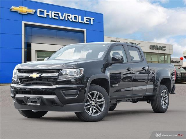 2019 Chevrolet Colorado WT (Stk: 29520) in Georgetown - Image 1 of 27