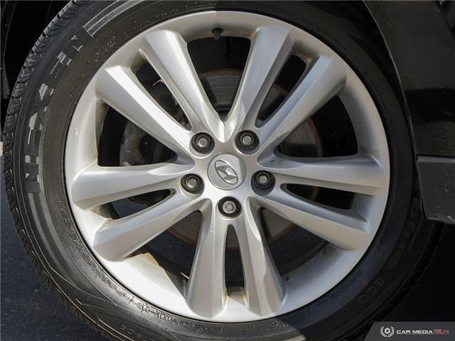 2011 Hyundai Tucson Limited (Stk: 30404) in Georgetown - Image 6 of 28