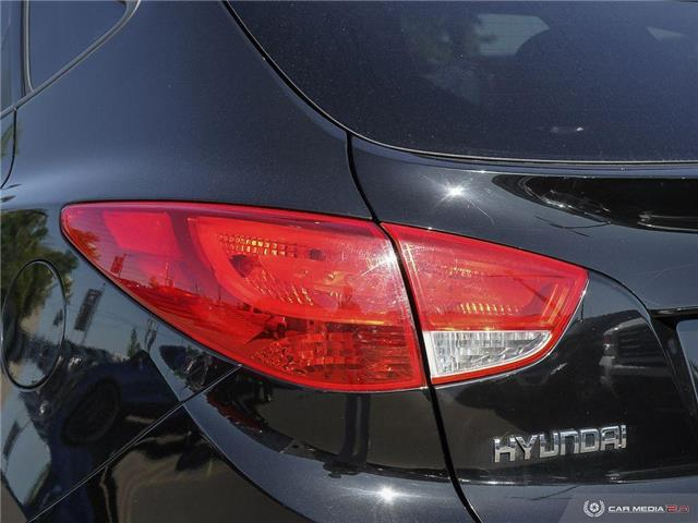 2011 Hyundai Tucson Limited (Stk: 30404) in Georgetown - Image 12 of 28