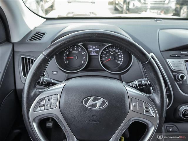 2011 Hyundai Tucson Limited (Stk: 30404) in Georgetown - Image 14 of 28