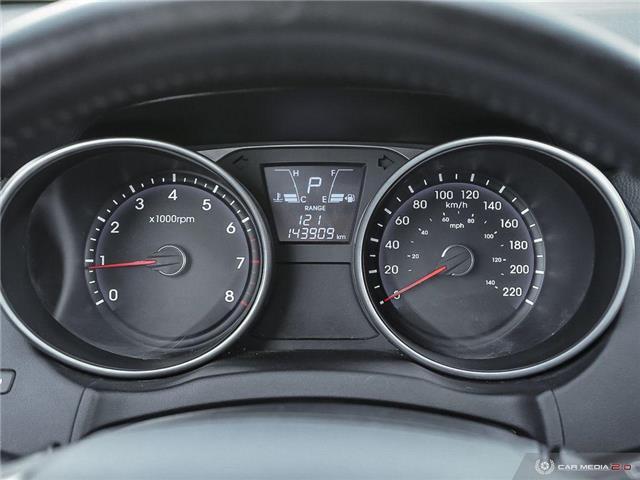 2011 Hyundai Tucson Limited (Stk: 30404) in Georgetown - Image 15 of 28