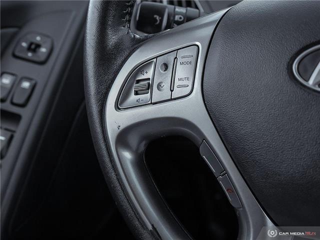 2011 Hyundai Tucson Limited (Stk: 30404) in Georgetown - Image 18 of 28