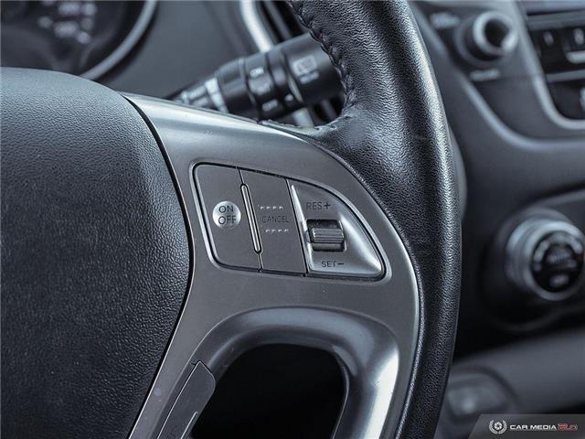 2011 Hyundai Tucson Limited (Stk: 30404) in Georgetown - Image 27 of 28