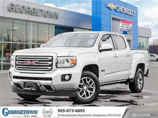 2017 GMC Canyon SLE (Stk: 30900) in Georgetown - Image 1 of 27