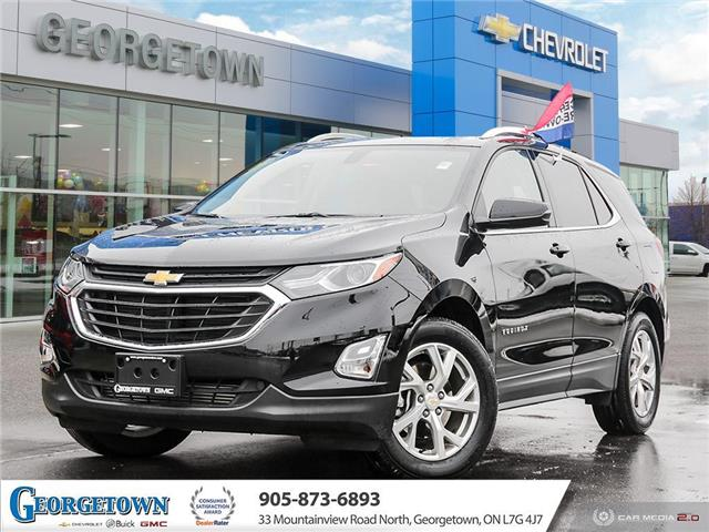 2019 Chevrolet Equinox LT (Stk: 30945) in Georgetown - Image 1 of 27