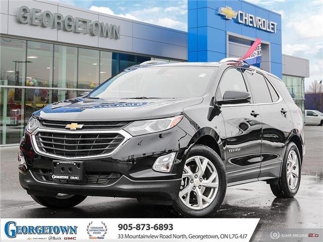2019 Chevrolet Equinox LT (Stk: 30945) in Georgetown - Image 1 of 27