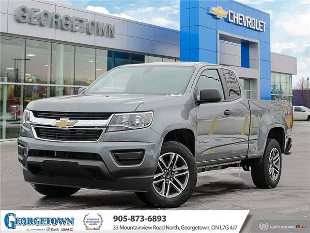 2020 Chevrolet Colorado WT (Stk: 30857) in Georgetown - Image 1 of 27