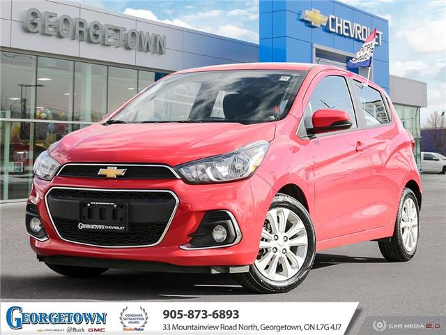 2018 Chevrolet Spark 1LT CVT KL8CD6SA6JC465028 30753 in Georgetown