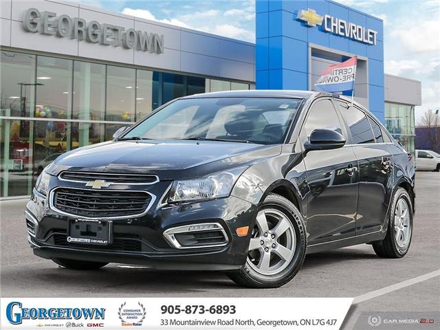 2015 Chevrolet Cruze 2LT (Stk: 30771) in Georgetown - Image 1 of 27