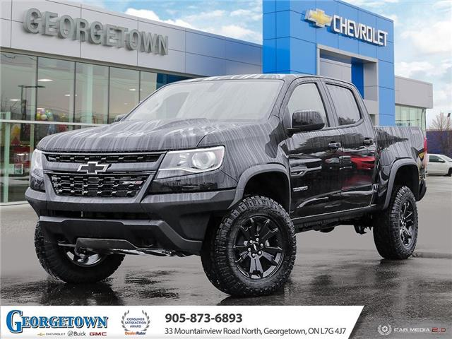 2020 Chevrolet Colorado ZR2 (Stk: 30595) in Georgetown - Image 1 of 27