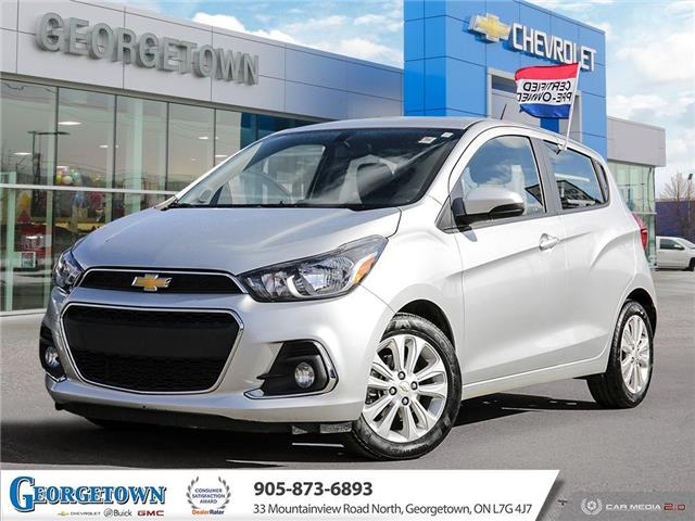 2018 Chevrolet Spark 1LT CVT (Stk: 30752) in Georgetown - Image 1 of 27